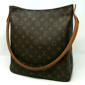 Louis Vuitton Looping GM Large Shoulder Bag MI0020